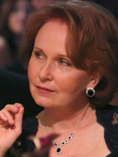 Kate Burton (Scandal), 2014 Primetime Emmy Nominee for Outstanding Guest Actress in a Drama Series