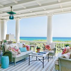 40 Ways to Decorate with Turquoise - Coastal Living