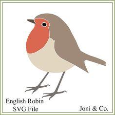 Vogel Clipart, Bird Clipart, Christmas Bird, Christmas Drawing, Christmas Applique, Xmas, Paper Birds, Fabric Birds, Bird Template