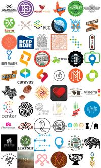 Graphic Design US rounds up logo design trends for 2013. What's your favorite?