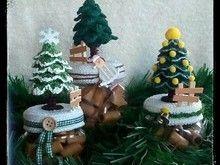 49 Besten Häkeln Geschenkgläser Bilder Auf Pinterest Crochet Jar