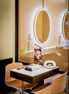 Ruma Salons by Reis design, Southampton – UK » Retail Design Blog