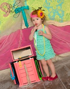 jewelry box and dress up items!