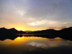 天草 amakusa 羊角湾 sunrise