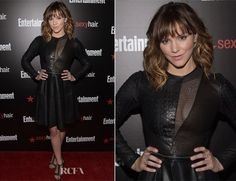 Katharine McPhee In Yigal Azrouël – Entertainment Weekly's Party Honouring The SAG Nominees