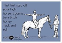 horse jumping memes - Google Search