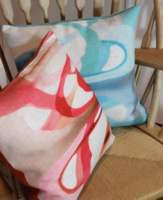 PIGMENT CUSHION COVERS