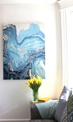 Toronto Living Room, designed by Amanda Forrest