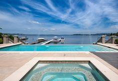 A Waterfront Home in Mercer Island, WA