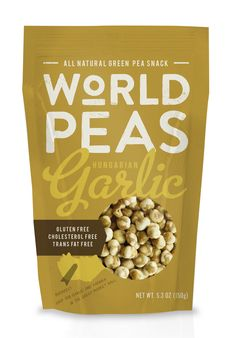 Hungarian Garlic World Peas