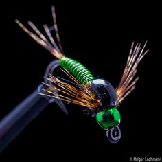 Fly Fishing Lure Making Kit Fly Fishing Boxes & Storage Flyfishing is Fly Fishing Nymphs, Fly Fishing Lures, Trout Fishing Tips, Fishing Box, Fishing Videos, Fishing Tricks, Walleye Fishing, Fishing Stuff, Fishing Knots