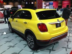 2016 Fiat 500 X