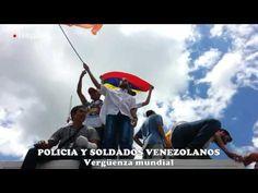 Represión en VENEZUELA en PROTESTAS A NICOLAS MADURO - Abuso de autoridad GNB