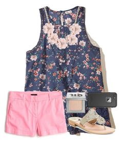 """""""The Chainsmokers RTD"""" by bowhunter1498702 ❤ liked on Polyvore featuring Hollister Co., J.Crew, Jack Rogers, Urban Decay and OtterBox"""
