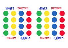 Vingertwister - spelbord.docx