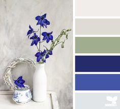 Flora Blues - http://design-seeds.com/home/entry/flora-blues3