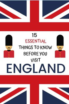 15 essential travel tips for England - if you are planning to visit England these are some travel tips that will help you make the most of your trip. Travel Tips England, London England Travel, Europe Travel Guide, London Travel, Travel Guides, Travel Destinations, Europe Continent, Living In Europe, Visit England
