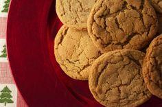 Soft Ginger Cookies | The Kitten Kitchen