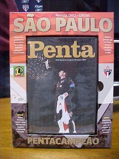 DVD Oficial Penta - 5 x Campeão Brasileiro