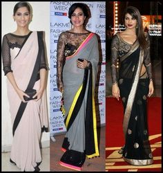 How+to+Wear+a+Saree+Blouse+Perfectly Every #woman has a huge #collection of saree blouses in their fashion closet. No matter how beautiful is your saree, if it is not complimented with a proper top, the entire look can be destroyed. So, if you want to #look the best in #sari, the most important thing is to have a well fitted saree blouse. Due to the lack of time, many women prefer to buy #readymade saree blouses #online customized #stitched #blouse.
