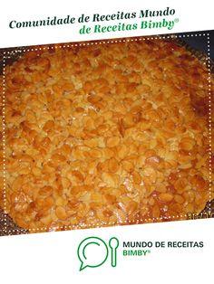 Tarte de Amêndoa de Madalena Aguiar. Receita Bimby® na categoria Sobremesas do www.mundodereceitasbimby.com.pt, A Comunidade de Receitas Bimby®.