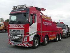 Towing And Recovery, Old Lorries, Volvo Trucks, Tow Truck, Motorhome, Vehicles, Diesel, Vans, Big