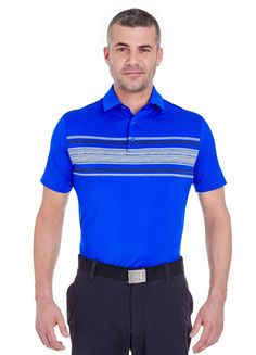 MENS UA PLAYOFF SPACE DYED POLO The coolest looking Under Armour polo this  year (as long as money is no object) fits like a glove so be prepared to  hit the ... 2a5db08c482dd
