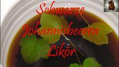 Schwarzer Johannisbeer-Likör - Rezept von Enigma 6370 Black Man, Food Portions