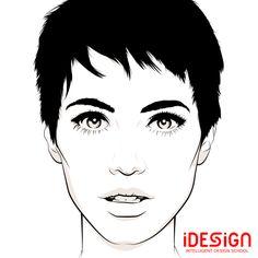vector portrait