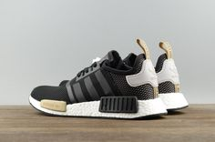 outlet store ae07c d68cb Adidas NMD R1 Black Ice Purple BA7751