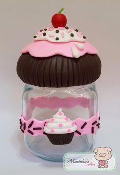 Resultado de imagen de vidros biscuit cupcake