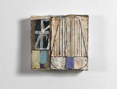 Mirco Marchelli, Ballabile miniato N.1, 2013, stoffa, cartone, legno, tempera e cera, cm 30x32x9. Foto Dario Lasagni