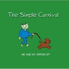 【ワケアリ特価】The Simple Carnival / Me And My Arrow EP - THISTIME ONLINE STORE // 日本唯一のパワーポップ特化型CD通販サイト