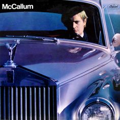David McCallum (with David Axelrod) : McCallum (LP, Vinyl record album) Spy Shows, Great Tv Shows, Vinyl Cd, Vinyl Records, Man From Uncle Tv, Serie Ncis, David Axelrod, Napoleon Solo, History Of Television