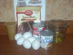 La Cocina de Leslie: 100th Post & A Very Special Cake {Chocoflan}