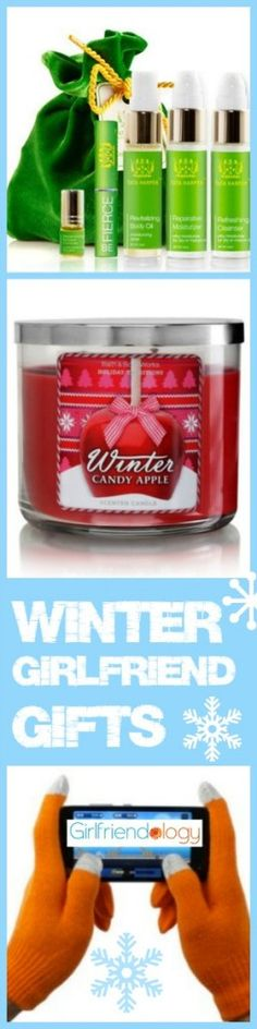 Winter girlfriend gifts for women! Shop at home for these winter birthday gifts, just because presents for women :) http://girlfriendology.com/winter-gifts-for-women-great-girlfriend-gifts-for-birthdays-and-more/