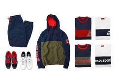 BEAMS T x LE COQ SPORTIF R1000   Sneaker Freaker