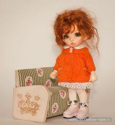 Рукам моим покоя нет... / Домики для кукол, мебель своими руками. Коляски, кроватки и другое / Бэйбики. Куклы фото. Одежда для кукол