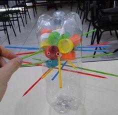10 Juegos Infantiles Que Puedes Elaborar Con Material Reciclado