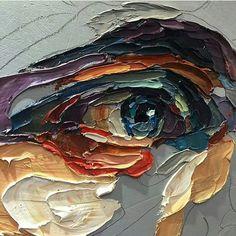 Eyes & Texture