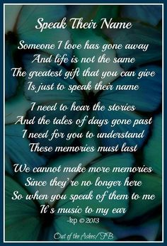 I collect poems and verses about grief and loss in a comfort book. Many I see are too sappy and sentimental. This one rings of truth. Quotes Loyalty, Me Quotes, Loss Quotes, Hurt Quotes, People Quotes, Tio Jesse, Be My Hero, Missing My Son, Miss You Dad