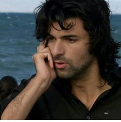 Hair And Beard Styles, Long Hair Styles, Online Tv Channels, Turkish Actors, Best Actor, Male Beauty, Perfect Man, Best Tv, Looking Gorgeous