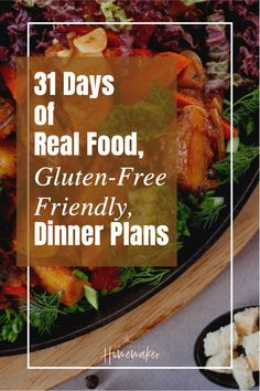 31 Days of Meal Ideas to simplfy your monthly menu planning. Monthly Menu, Christian Homemaking, Foods With Gluten, 31 Days, Proverbs 31, Menu Planning, Meal Ideas, Hospitality, Family Meals