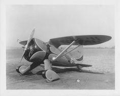 Hall Springfield Bulldog Air Racer  1932