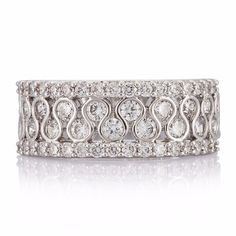 Morocco Silver Ring for Women