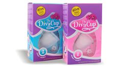 different size diva cups
