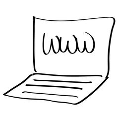 iconen  Podiumbouwer - Web - E mailing - Social Media