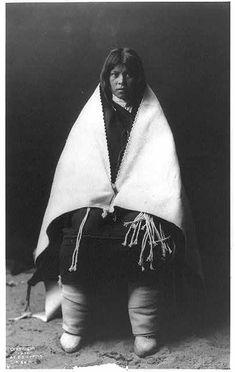 Hopi bridal costume