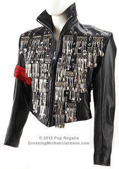 online store 127be 3e7c2 Michael Jackson Dinner Jacket (c) 2012 Pop Regalia Music Artists, Michael  Jackson Outfits