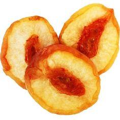 Sun-dried California Peaches from Ceres, California. http://www.farmersmarketonline.com/peaches.htm